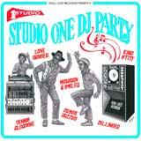 souljazz records studio1 dj party