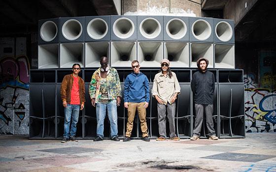 Reggae Roast Sound