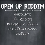 open up riddim