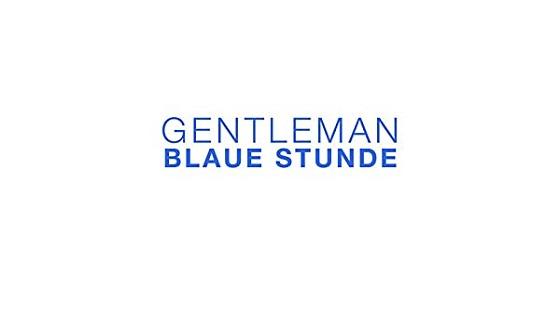gentleman blaue stunde