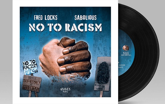 fred locks - no to racism