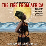 mista savona the fire from africa