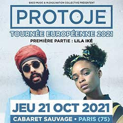 [75] - PROTOJE & THE INDIGGNATION + LILA IKÉ