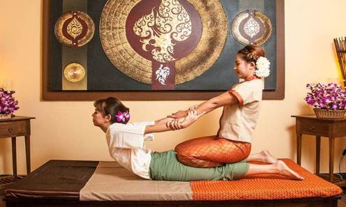 Thai Massage in Molesey Hampton