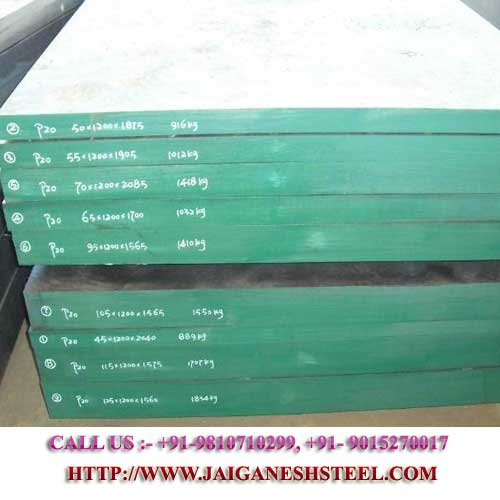 Plastic Mould Steel DIN 1.2311