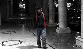 A walk in Amman