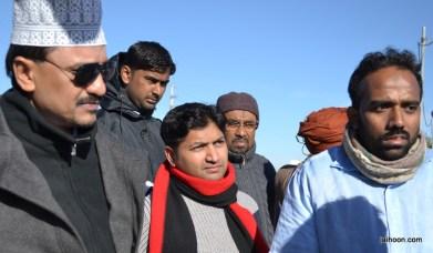 Visit to the Mu'ta Martyrs memorial
