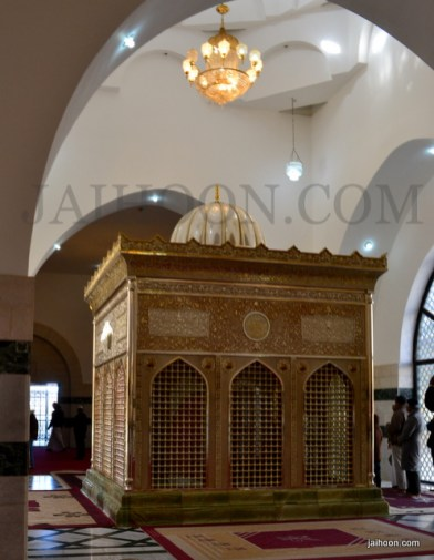 Visit to the Tomb of Jabir Al Tayyar (Mu'ta)