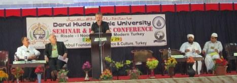 Dr. Colin Turner at Said Nursi conference (Jan 29 2012)