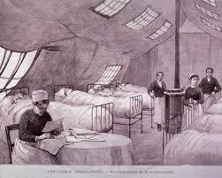 Influenza Ward, Great Pandemic 1919