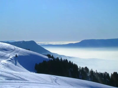 Semnoz vue sur la Savoie