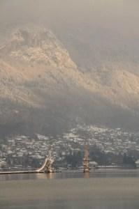 mont veyrier et lac d'Annecy