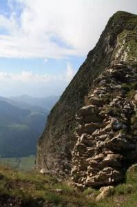 montagne raide été haute savoie
