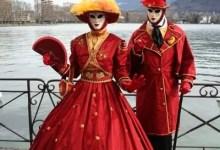 costume de carnaval à Annecy