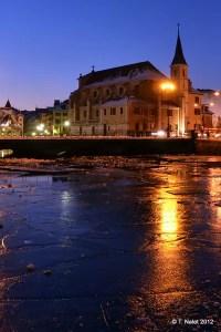 Annecy gelé
