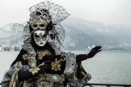 carnaval de venise à Annecy