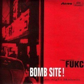 bomb site