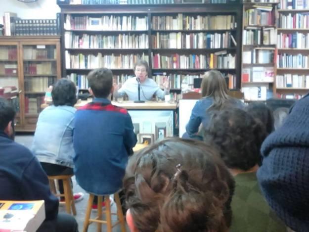 Presentación de 'Poder freak vol. 3' en Barcelona