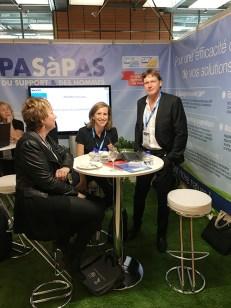 Jeroen Bent, co-fondateur de PASàPAS