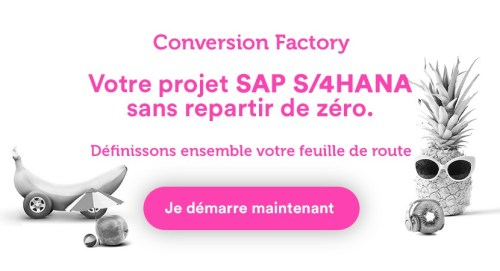 Conversion Factory SAP S/4HANA