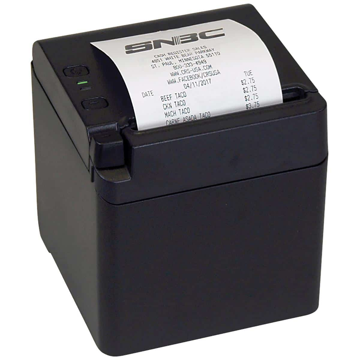 SNBC BTP-S80 Thermal Printer - (USB/Serial/Ethernet)| JaimePOS A Leading POS & Merchant Services Provider