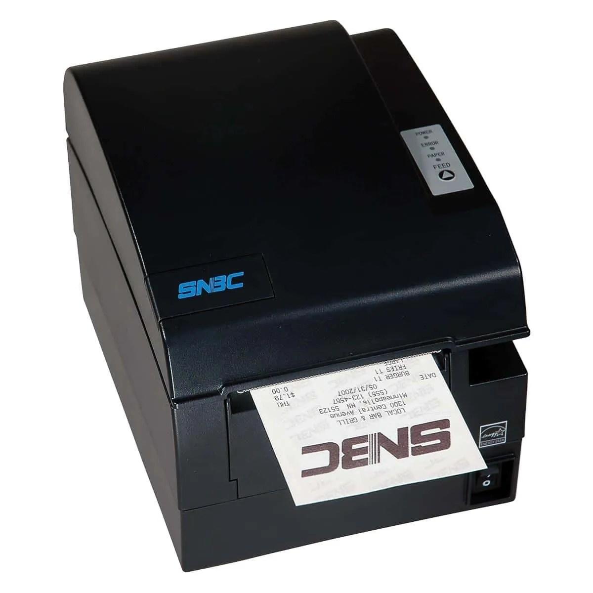 SNBC Printer BTP-R580II Black USB Only| JaimePOS A Leading POS & Merchant Services Provider