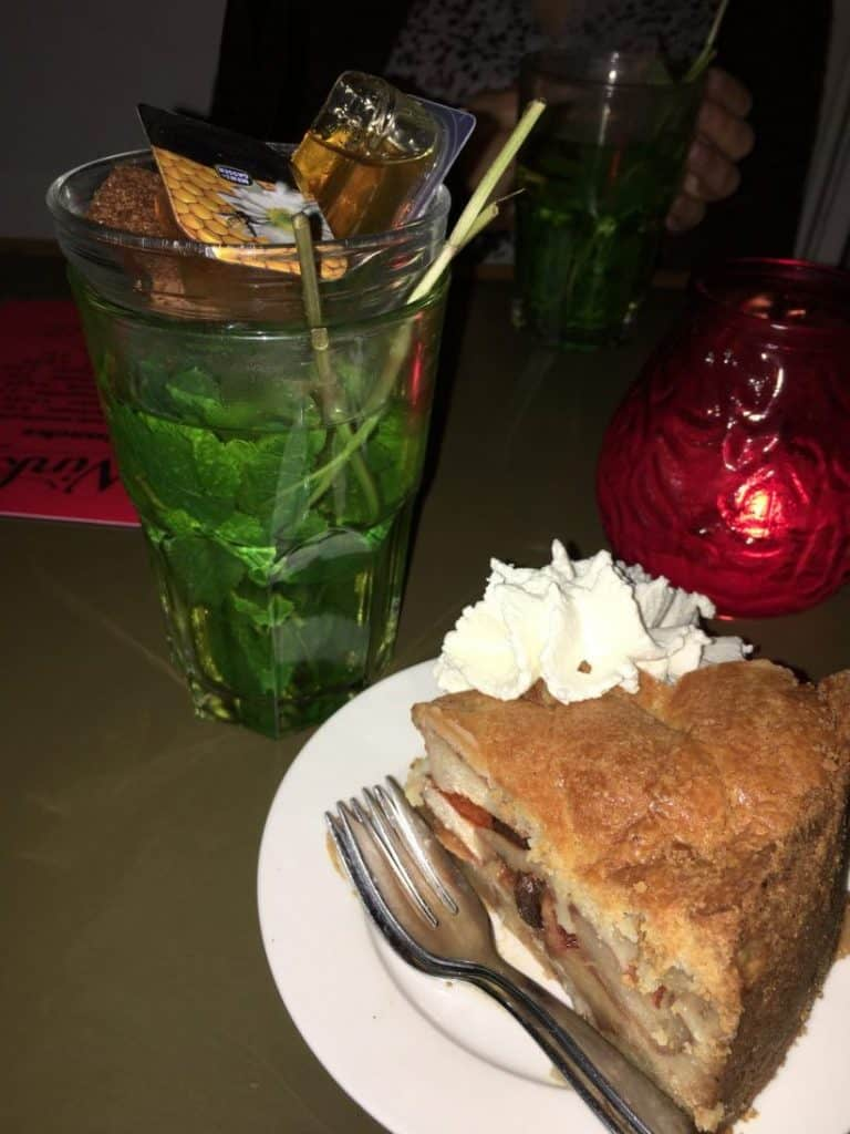 Mint Tea and Apple Pie in Amsterdam