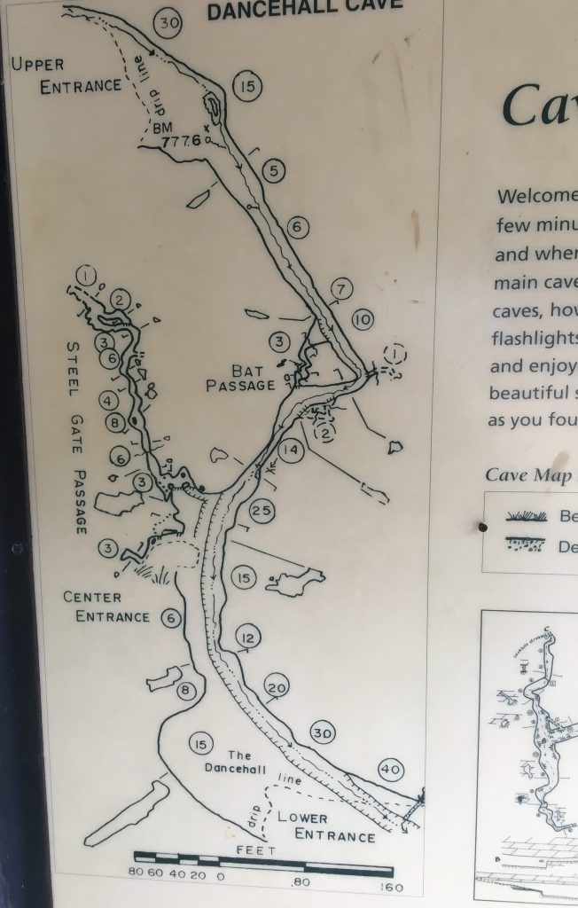 Maquoketa Cave Map Braving Caving in the Maquoketa Caves. What is caving like at Maquoketa Caves