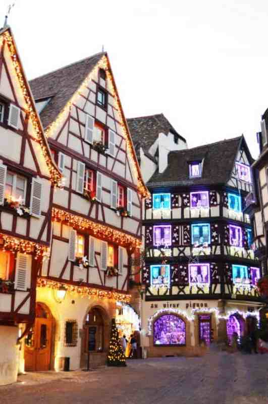 A Christmas Market Tour of Three Countries in One Day