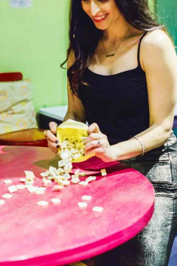 Bananagrams is a great game to travel with and is a good gift for those who love to travel.