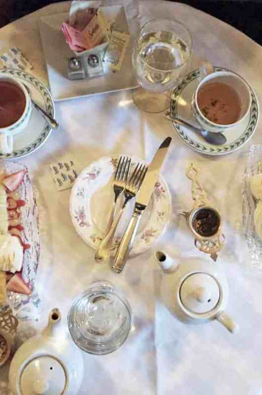 Where to get High Tea in DuPage County