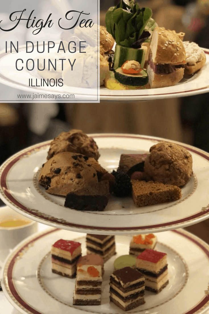 Looking for a place to get High Tea in the #Chicago Suburbs? Consider one of these #DuPage county spots for #hightea.