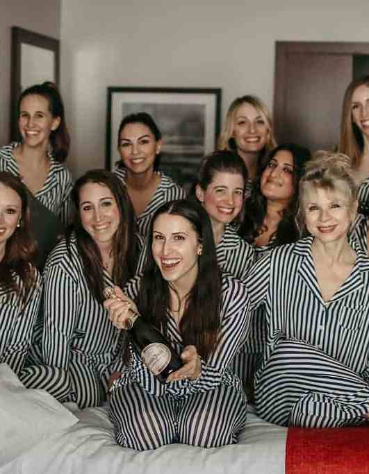Wisconsin Bachelorette Party Ideas: A Girls' Getaway Package and Photoshoot Party at Destination Kohler