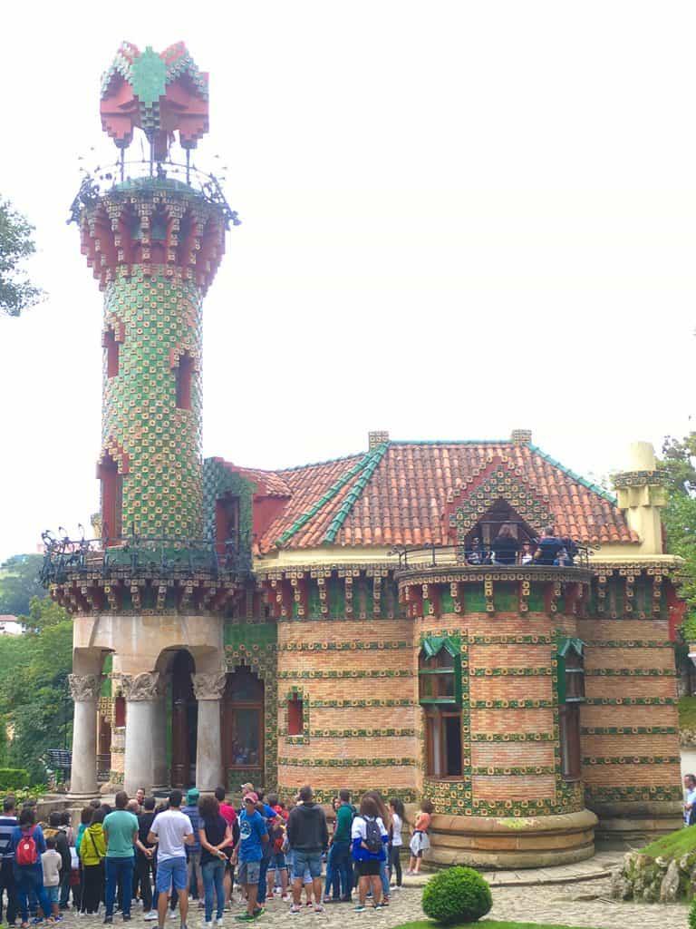 El Capricho by Gaudí