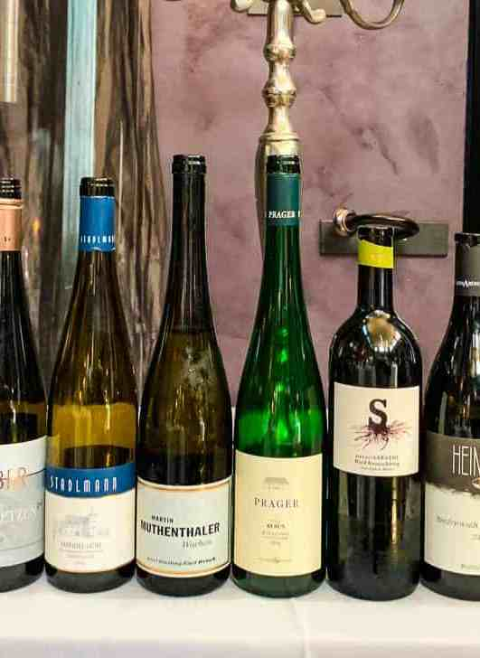 Spending the Day with Austrian Wines and Perhaps the Next Austria's Best Sommelier