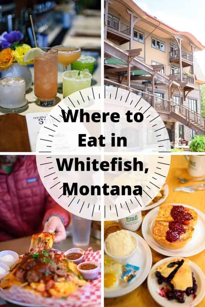 where to eat in whitefish montana pin
