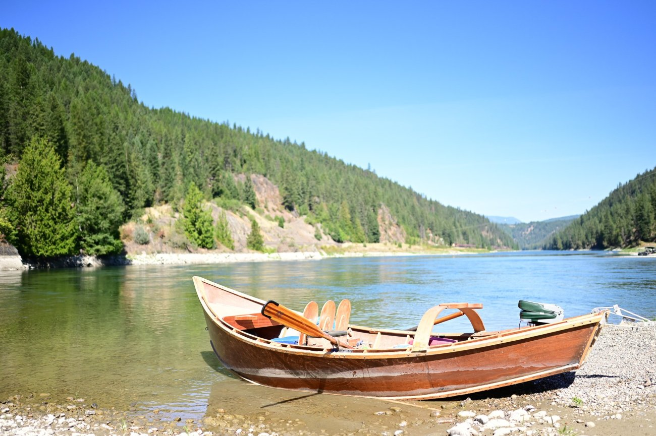 Kootenai Idaho Float