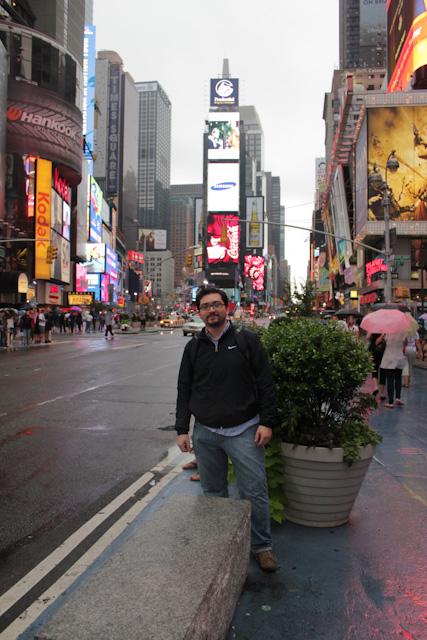 En Times Square