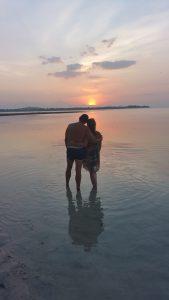 gili air puestas de sol