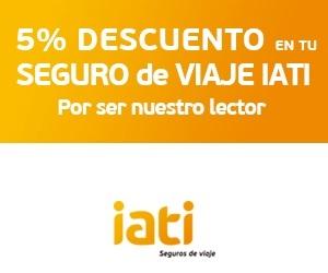 5% DESCUENTO IATI SEGUROS