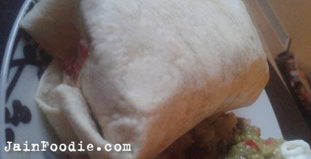 Jain Burrito