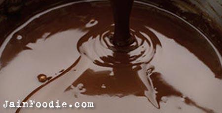 Jain Chocolate Sauce