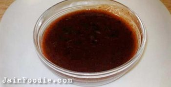 Jain Date and Tamarind Chutney