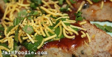 Jain Hyderabadi Toast