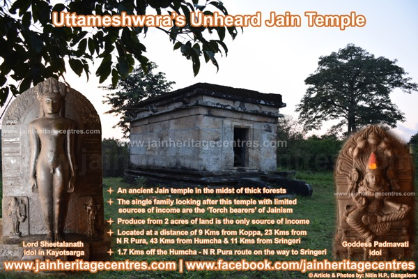 Uttameshwaras Unheard Jain Temple