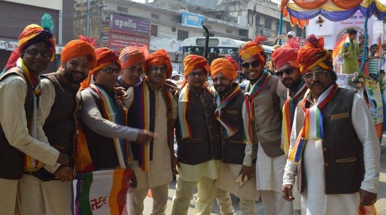 Mahavir Jayanthi Celebrations at Hyderabad.
