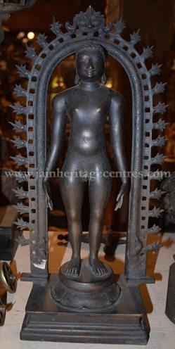 Jain-Tirthankar-Idols-Folklore-Museum-Cochin-Ernakulam-0004