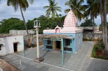 A view of Parshwanath Temple