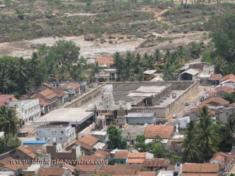 Shravanabelagola-Town-Bhandari-Basadi-Jain-Temple-0001