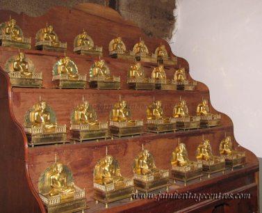 Shravanabelagola-Town-Bhandari-Basadi-Jain-Temple-0018